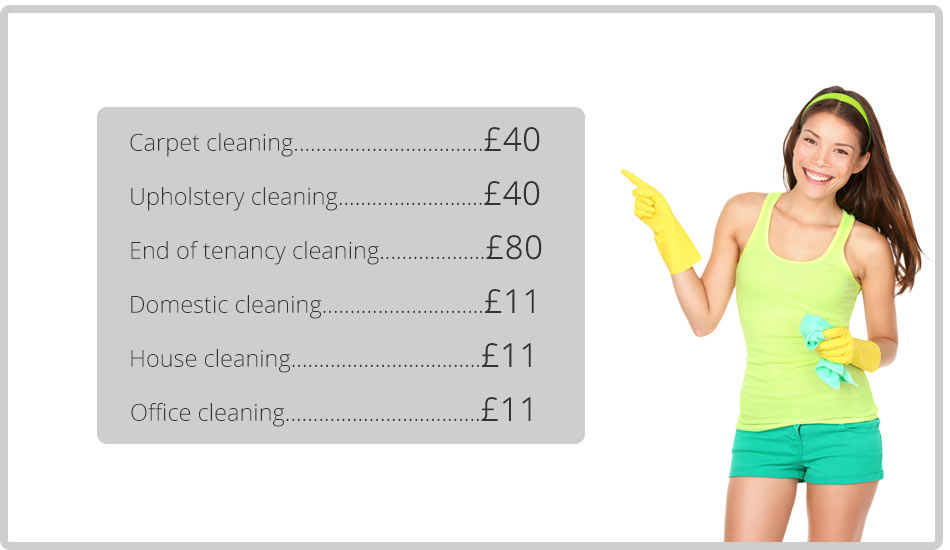 terrific house cleaning deals across en5 region